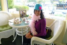 FUN at Eddison & Melrose / Celebrate a special occasion Tea Time or just because!