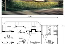 House  Plan / Bungalow