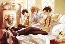 Harry Potter drawings / Harry Potter; FAN ART