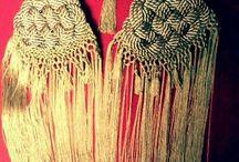 hombreras de flamenca