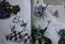 My Art & Sketches