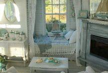Otthonok és teraszok