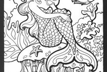 DragonMarsh Wed Color pages / Every wed we post a new coloring page to our facebook page. Enjoy. www.facebook.com/dragonmarsh