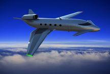 Starchaser / Prototipo per aereo privato.