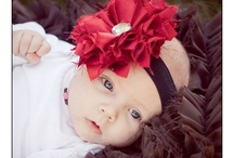 accessories headbands flowers fun / by Diane Williams