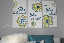 Home Decor / by Denise Gibson
