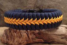 Paracord-Halsbänder