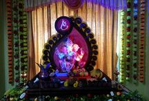 Ganesh decorations