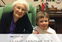 "Living Arrows Pictures and Memories 2017 / My weekly photo's from taking part in the Living Arrows project. ""You are the bows from which your children as living arrows are sent forth""."