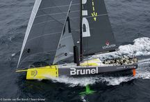 Volvo Ocean Race 2014-15 / The world's toughest  sailing event! @Brunelsailing