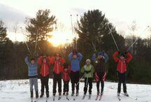 Ski, Snowboard & XC Ski {in Maine}