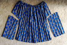 Skirt to t-shirt