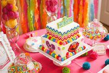 Dessert Table Ideas / by Brandie Studdard