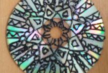 cd boyama / ogrenci çalışmaları