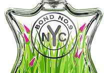 High Line / The World's First Railroad Perfume. The scent of wildflowers, green grasses … and urban renewal.