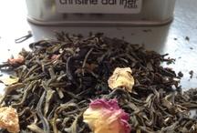 Premier Amour création Christine Dattner /  #tea #thes #teaporn #tealover #lifestyle #luxury #teatime #degustation #teaclub #health #healthy #greentea #teathings #teablog #food #foodporn #yummy #indulge #pleasure #harmony