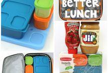 Lunch niños