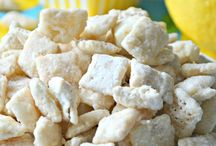 sweets - puppy chow