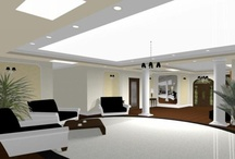 living / Proiect design interior living.