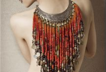 Tribal Jewelry / yesterday's treasured inspiration for today's woman