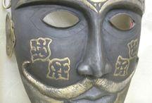 migfer,kalkan ,kılınç, kama,at alınlıgı  ve ateşli silahlar / el işi kültür sanat