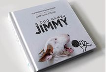 Jimmy The Dog / by Rafael Mantesso (What a fantastic idea to have some fun with your beloved pet)