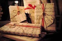 Gifting / by Peter 'n' Susie Neale
