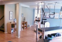Pilates-Yoga Studio Ideas