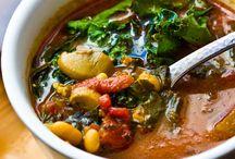 s o u p e / Lovely soups of my life.