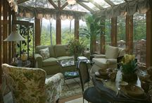 Sun Rooms.Porches / by Marcia Bowling Brake