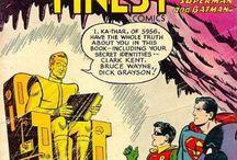 DC World's finest comics