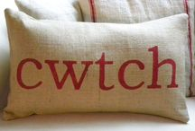 Our Bestsellers for your Home / Feeling a little bit of hiraeth? Bring a little bit of Wales into your home!