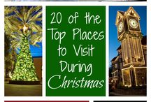 Christmas Travel / http://www.goldenbustours.com/christmas-tour-packages/