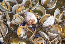 Clams and Oyster