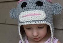 Crochet / by Stephanie Ashley
