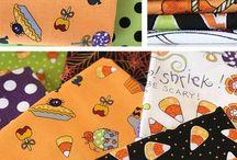 Halloween Fabric Inspiration