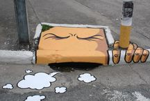 Street Art / Nice ideas from the streets.