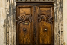 Beautiful Doors / This is where our business began.  We have been specifying truly authentic door hardware systems for almost 80 years.  Gently grasp a beautifully hand crafted handle, and you can be transported into a whole new world.