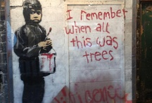 Banksy and street art