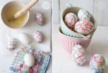 βάψιμο αυγων