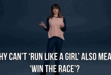 sexism/racism//everything unfair