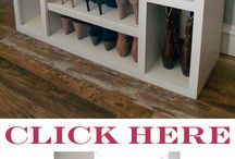 Build It: Shoe Storage