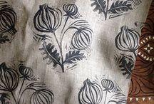 art print / print, textile