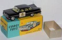 Vintage Police Toys