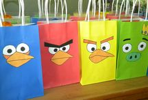 Angry birds / by Dawn Sanders