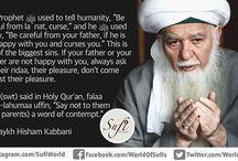 SUFI WAY - Sheikh Hisyam Kabbani of USA