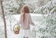 focení venku-zima