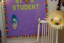 Classroom Decorating ideas / by Tisha Moses