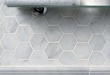Tile/backsplash  / by Kaevancho