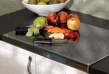 Kitchen Storage & Gadgets / Unique kitchen storage ideas and clever cooking gadgets. You'll also find some creative organizational ideas for small kitchens.